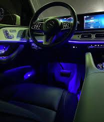 2020 mercedes benz gle interior cockpit hd wallpaper 71. Love The Interior Ambient Lighting Of A 2020 Gle350 Mercedes Benz