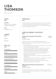 Office Management Resume Office Assistant Resume Writing Guide 12 Resume