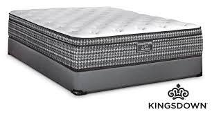 queen mattress bed. Beautiful Mattress Mattresses And Bedding  Kingsdown Alumni Firm Queen Mattress Boxspring  Set To Bed