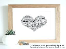 medium size of paper anniversary gift ideas for husband first year diy him wedding de decorating