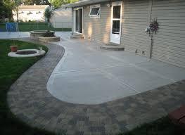 Concrete patio ideas on a budget Cement Patio Concrete Patio Ideas Budget The Latest Home Decor Ideas Concrete Patio Ideas Budget The Latest Home Decor Ideas