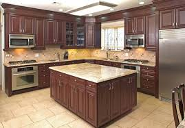cherry kitchen cabinets black granite. dark cherry kitchen cabinets chic 26 black granite