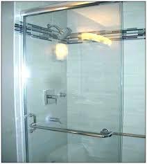 bottom of shower door seal shower door bottom seal shower door magnetic strip glass shower door