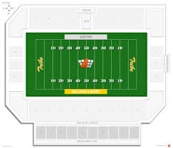 William And Mary Football Stadium Seating Chart Zable Stadium William Mary Seating Guide Rateyourseats Com