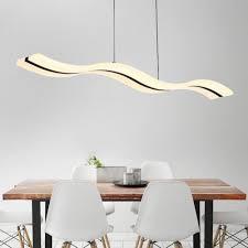 everflower modern led pendant light ceiling chandelier lamp for living room bedroom dining room max 24w