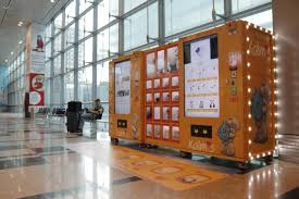 Rent Vending Machines Awesome Singapore Retailers Use Vending Machines To Solve High Rent Issues
