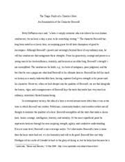 beowulf essay the tragic faults of a timeless hero an  beowulf essay the tragic faults of a timeless hero an examination of the character beowulf betty deramus once said a hero is simply someone who rises