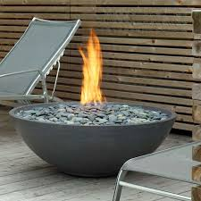Fire Pit, Paloform Miso Firebowl Round Outdoor Fireplace 3: Awesome Outdoor Gas  Fire Pits