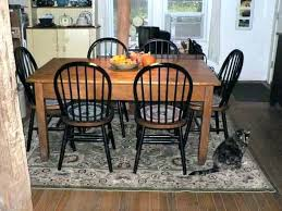 rugs for under dining table dining table area rug latest area rug under kitchen table area