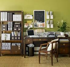 office space decorating ideas. Delighful Decorating Chic Office Space Decorating Ideas For The Ideal Home  Amna B Intended C