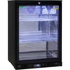 rhino commercial glass door fridge multi led light