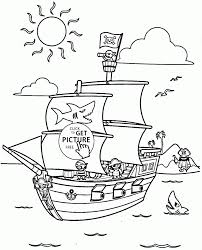pirate color page - 28 images - pirate coloring pages hook ...