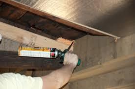 garage ceiling insulation.  Insulation Air Sealing In A Garage Ceiling And Insulation I