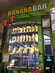 Vending Machines For Sale Brisbane Stunning Banana Vending Machine Brisbane Trending City