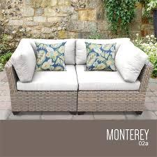 tk classic monterey wicker patio