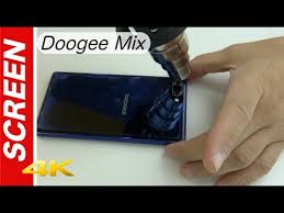 <b>Doogee</b> Mix Screen <b>replacement</b> - YouTube