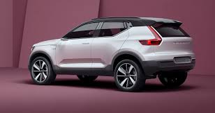 2018 volvo v40. unique volvo 2018 volvo xc40 previewed alongside jackedup u0027v402u0027 concept  photos 1  of 32 with volvo v40 8