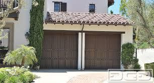 dynamic garage doorsSpanish Colonial 15  Custom Architectural Garage Door  Dynamic