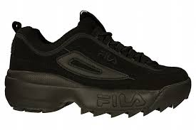 fila disruptor mens. fila disruptor ii triple black mens training shoes 06.5 fila ,