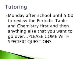 Sample Questions & Test Taking Strategies.  Update your Table of ...