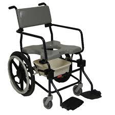 rehab shower commode chair 20 wheels
