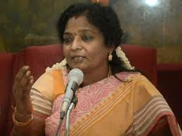தமிழகத்தில் மீண்டும் தமிழ் மொழியை வைத்து ஸ்டாலின் அரசியல் செய்ய நினைக்கிறார் :