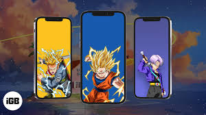 Download Dragon Ball Z wallpapers for ...