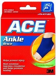 Ace Neoprene Ankle Brace