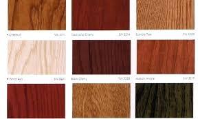 Interior Wood Stain Color Chart Sherwin Williams Wood Stain Arboldelosdeseosjumbo Co