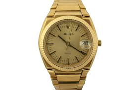 vintage rolex watches for rare rolex watch collection buy this is a limited edition rolex oyster quartz watch in 18k yellow gold which was produced in the 1970s this particular watch is an early version 019 out