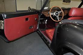 spitfire interiors. triumph spitfire interiors