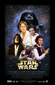 Star Wars Light Up Poster Star Wars Surfs Up Poster 24 X 36in Movie Posters Star