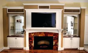 fireplace wall units electric fireplace built into wall units fireplace wall units