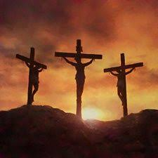 Three crosses that stood on a hill | Easter | Pinterest | Tatuagem jesus na  cruz, Tatuagem de santo, Jesus na cruz