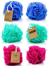 Loofah Vs Pouf
