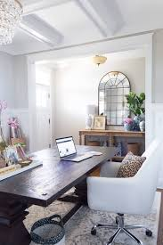 tms furniture nook black 635. Office Dining Room. Chic And Girly Home With Farmhouse Trestle Table, Diy Gold Tms Furniture Nook Black 635