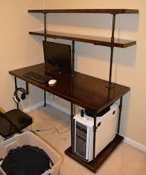 23+ DIY Computer Desk Ideas That Make More Spirit Work