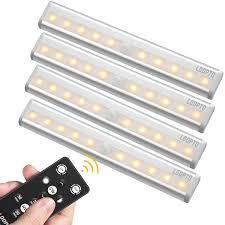 Slimline Under Cabinet Lighting Ldopto Remote Control Kitchen Under Cabinet Lighting