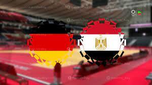 ملخص مباراة مصر والمانيا لـ كرة اليد في اولمبياد طوكيو 2020.. الفراعنة إلى  المربع الذهبي - ميركاتو داي