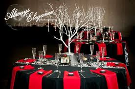 red and silver table decorations. Silver Wedding Manzanita Trees (PIP) Arizona The Knot Red And Table Decorations R