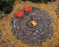 10 creative designs for brick patios