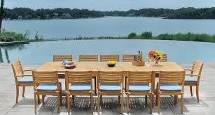 houston s premier source for teak outdoor furniture