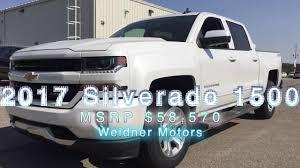 2017 chevrolet silverado 1500 crew cab short box 2lt white 4x4 17n204 weidner motors ltd