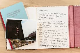 Chris Mccandless Diary Mmartiniphoto Journal Take Risks And Live With A Full Heart