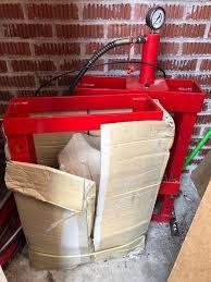 10 tonne hydraulic press