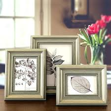 vintage olive green style table photo frames 6 7 8 inch picture frame by 10