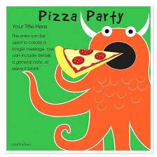 Pizza Party Invitation Templates Pizza Party Invitations Free Lovely Pizza Party Invitation Template