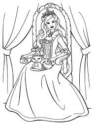 Small Picture Barbie fashion coloring pages 26 Barbie Fashion Kids