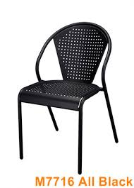 black iron outdoor furniture. outdoor metal chairs black iron furniture