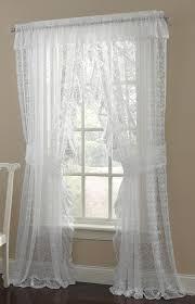 priscilla curtains white
